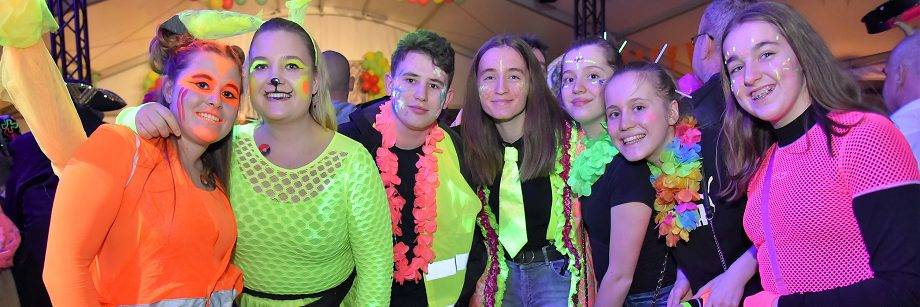 Fluo Party Gellik