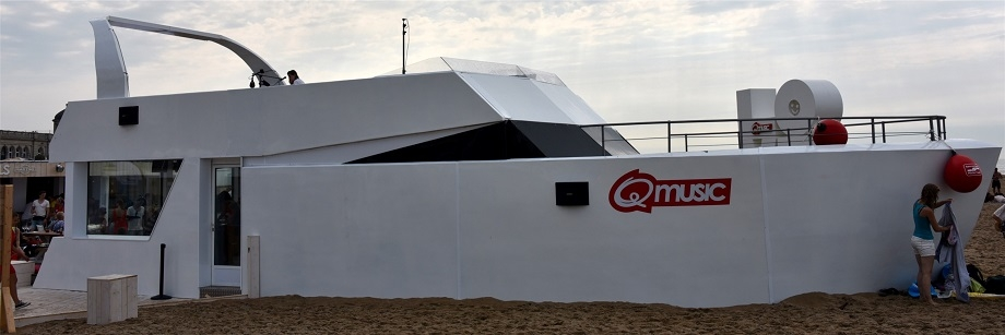 Q-Beach House Oostende